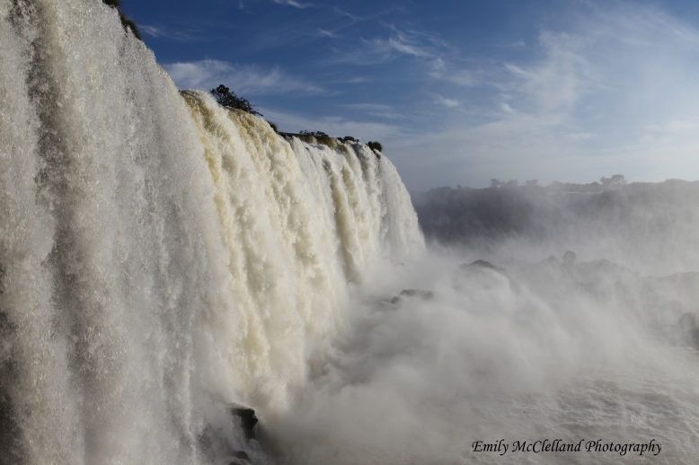 Iguassu Falls - The way I will remember them