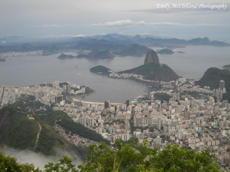 Stunning Rio Landscape