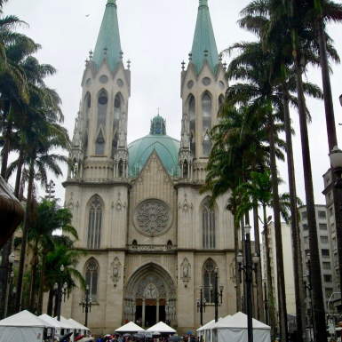 The attractive cathedral