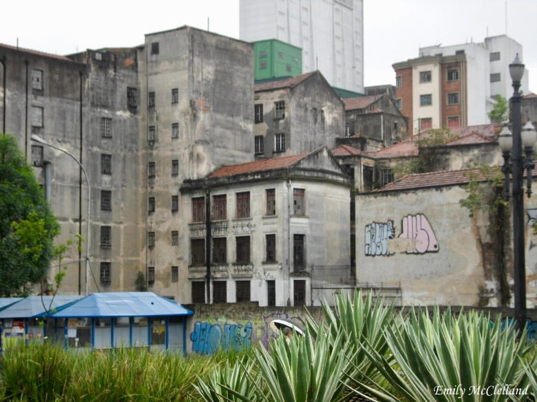 The poorer side to Sao Paulo