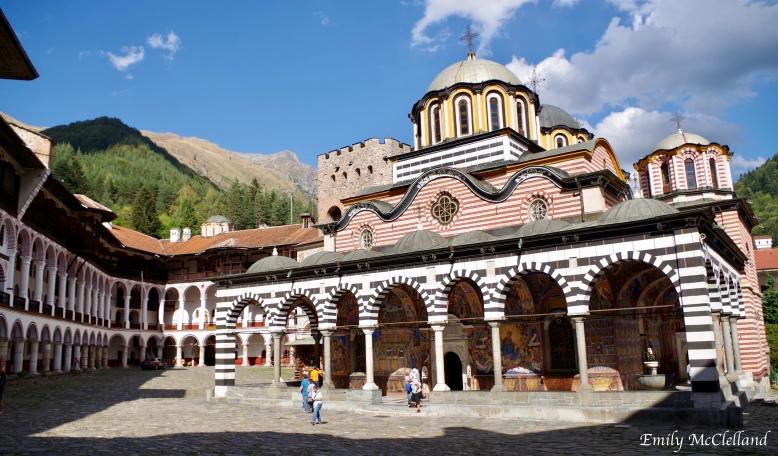 The Stunning Rila Monastery