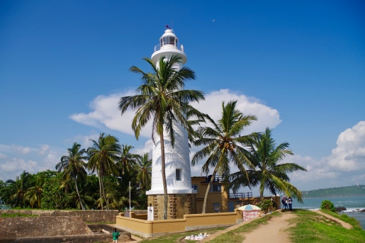 Lighthouse of Galle Fort