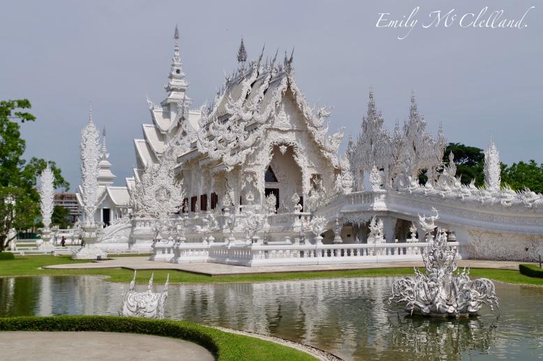 Chiang Rai - The White Temple